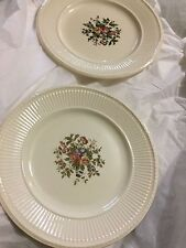 VINTAGE WEDGWOOD Edme Conway Pattern Luncheon Plates - 9""