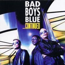 Bad Boys Blue ..continued (1999) [CD]