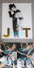 *RARE* Justin Timberlake Signed 20/20 Tour Program EXACT PROOF JSA COA Trolls