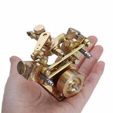 DE 2 Zylinder Motor Schiffsdampfmaschine Komplett Marine Dampfmaschine Mode