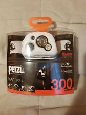 PETZL REACTIK+ 300 Lumens - Linterna frontal Bluetooth (100% NUEVA/NEW)