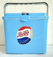 NEW LIMITED EDITION PEPSI COLA SUMMER FRIDGE ICE COOLER BOX THAI ADS COLLECTIBLE