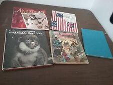 Hard & Soft Cover Childrens Books Country Flag History Animals Anastasia's Album