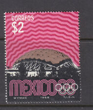 Mexico Stamps 999 Olympic games Mexico City MNH vf cat val $4.00