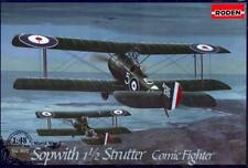 "Roden Models 1/48 SOPWITH 1-1/2 STRUTTER ""COMIC"" NIGHT FIGHTER"