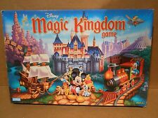 Disney Magic Kingdom Board Game Parker Brothers Hasbro 2004  COMPLETE