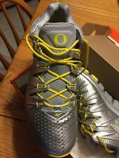 NIKE OREGON DUCKS FREE TRAINER 7.0 V3 PLAYER EXCLUSIVE PROMO SAMPLE CARBON FIBER