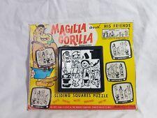 Vintage Magilla Gorilla Roalex Sliding Puzzle Hanna Barbera Toy