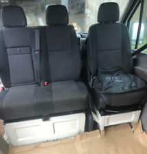 Sprinter VW Crafter Single Swivel Seat Base, Double Compatible M1 Pull Tested