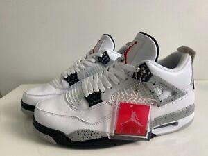 Size 8.5 - Jordan 4 Retro OG White Cement 2016