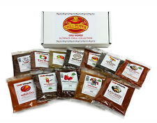 Dried Chilli - ULTIMATE CHILLI POWDER - CHILLI FLAKE COLLECTION - 12 PACKS