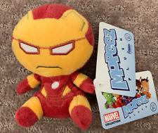 """Mopeez Marvel's Avengers Iron Man 5"""" Plush New FREE SHIPPING!"""