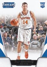 Willy Hernangomez (Rookie)  2016-17 Panini Threads Basketball Sammelkarte, #153