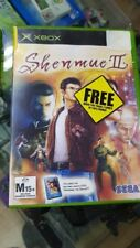 Shenmue II Xbox