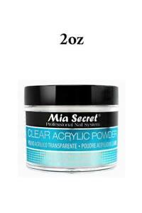 Mia Secret Acrylic Powder Clear * Pick Any *