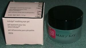 Mary Kay Indulge Soothing Eye Gel 029739 NIB For Dry To Oily Skin