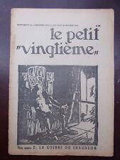 Tintin - Petit Vingtième - n°44 du 29/10/1931 (Tintin en Amérique) TBE!!