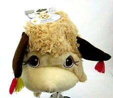 RUBIES PET SHOP Llama Hat for Dogs Size Medium/Large NWT Halloween Dress-up!