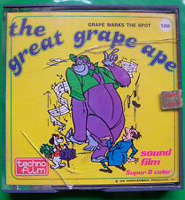 """Super 8mm Home Movie Film in Sound and Colour: """"Grape Marks the Spot"""""""