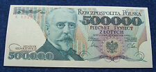 POLAND BANKNOTE PRL 500000 ZLOTYCH 1990 YEAR SIENKIEWICZ HENRY UNC SET LOT 1 PC