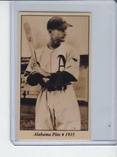 Alabama Pitts, Sing Sing Prison & '35 Albany Senators Tobacco Road series #12