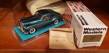 1:43 1964 BENTLEY III WESTERN MODELS HOOD ORNAMENT & MIRROR IN BAG N/ NEO
