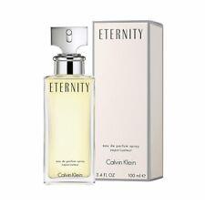 Calvin Klein Eternity For Women 100ml EDP SPRAY - BRAND NEW & SEALED