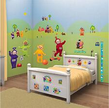 Walltastic Wandsticker Teletubbies Tinky-Winky Dipsy Laalaa Po Babyzimmer Kinder