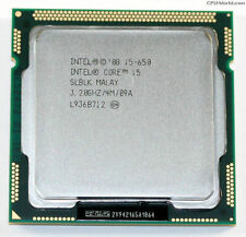Intel Core i5-650 Processor (4M Cache, 3.20 GHz), 1st Gen. processor,1156 Socket