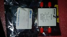 1x M/A COM DS-312 SMA , Signal Conditioning 10-500MHz 50ohm 4way Pwr divider New