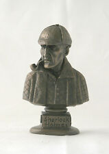 Sherlock Holmes /Cold Cast Bronze Ornament Figurine