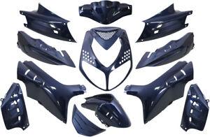 Verkleidungsset PEUGEOT Speedfight 13-teilig Blau metallic