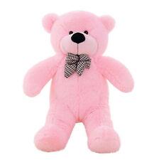 Big Stuffed Plush Teddy Bear Soft Doll Pink Animal Cushion Toy Gift 60cm /24inch