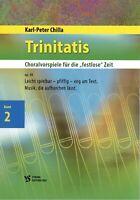 Kirchenorgel Orgel Noten : Trinitatis 2 (festlose Zeit) - leichte Mittelstufe