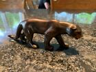 VINTAGE- COPPER / BRASS COUGAR. ANTIQUE FROM 1948. NO RESERVE