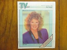 Aug. 26, 1990 Minneapolis Star Tribune TV Week Magazi(JOAN LUNDEN/CHARLES GIBSON