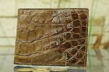 Brieftasche, Geldbörse, KRALLE, Krokodlils-Leder. Wallet, crocodile, NEW! 1525