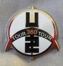 **NEW** U2 360' tour enamel badge. Joshua tree, Bono