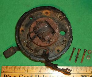 Westinghosue 12-Inch Brass Fan Speed Control Switch 151140-C Style 162628 (1912)