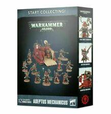 Games Workshop Warhammer 40000 Start Collecting Adeptus Mechanicus