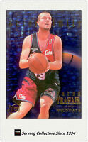 1996 Futera NBL (Australia Basketball) Card Outer Limits OL3 Aaron Trahair