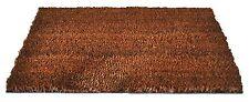 Einfarbige Tür- & Bodenmatten aus Kokosfaser