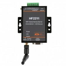 HF2211 Wifi Serial Device Server RS232/RS485/RS422 Ethernet RJ45 Wireless Module