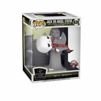 The Nightmare Before Christmas - Jack on Angel Statue Movie Moment Pop! Vinyl...