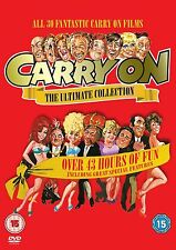 Carry On : The Ultimate Collection (16 Discs) - Kenneth Williams - New DVD