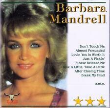 BARBARA MANDRELL - DO RIGHT WOMAN, DO RIGHT MAN (NEW SEALED CD)