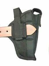 Side Hip Holster Ruger Mark I, Mark ll, 22/25Mark lll with 5 1/2 barrel