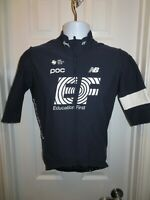 RAPHA EF Pro Cycling Team Edition Shadow Jersey Rain Wind Vest Jacket Med M Blue