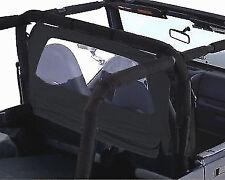 Windbreaker Black Diamond for Jeep CJ Wrangler TJ YJ 1976-2006 WB10035