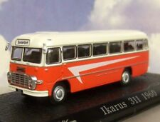 ATLAS 1/72 DIECAST IKARUS 311 BUS/COACH RED & WHITE POLAND?/GERMANY? 1960